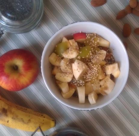 Chia Porridge Résultat