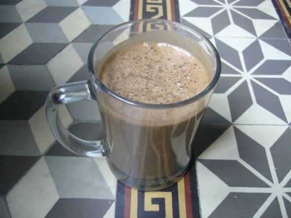 Smoothie Rodeo Cacao Résultat